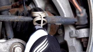 Video 6. Ball joint removal
