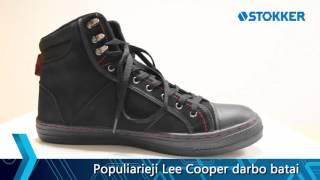 Apsauginiai darbo batai Lee Cooper 022 SB