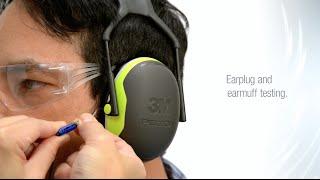 3M™ E-A-Rfit™ dzirdes aizsarglīdzekļu pārbaudes sistēma