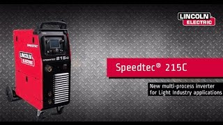 Speedtec 215C video (ENG)
