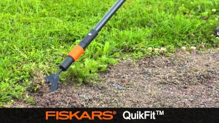 Fiskars QuikFit Dutch Hoe 1365