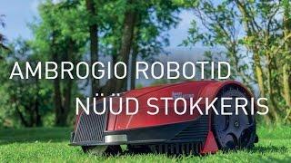 Ambrogio robotniidukid Stokkeris
