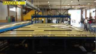 Automatic Roof Truss Production - AutoEyeTruss System