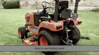 Kubota traktorius BX2350